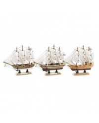 BARQUITOS HMS BOUNTY-CUTTY SARK-MAYFLOWE