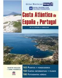 GUÍAS NÁUTICAS IMRAY.COSTA ATLÁNTICA DE ESPAÑA Y PORTUGAL