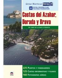 GUÍAS NÁUTICAS IMRAY. COSTA DEL AZAHAR DORADA Y BRAVA