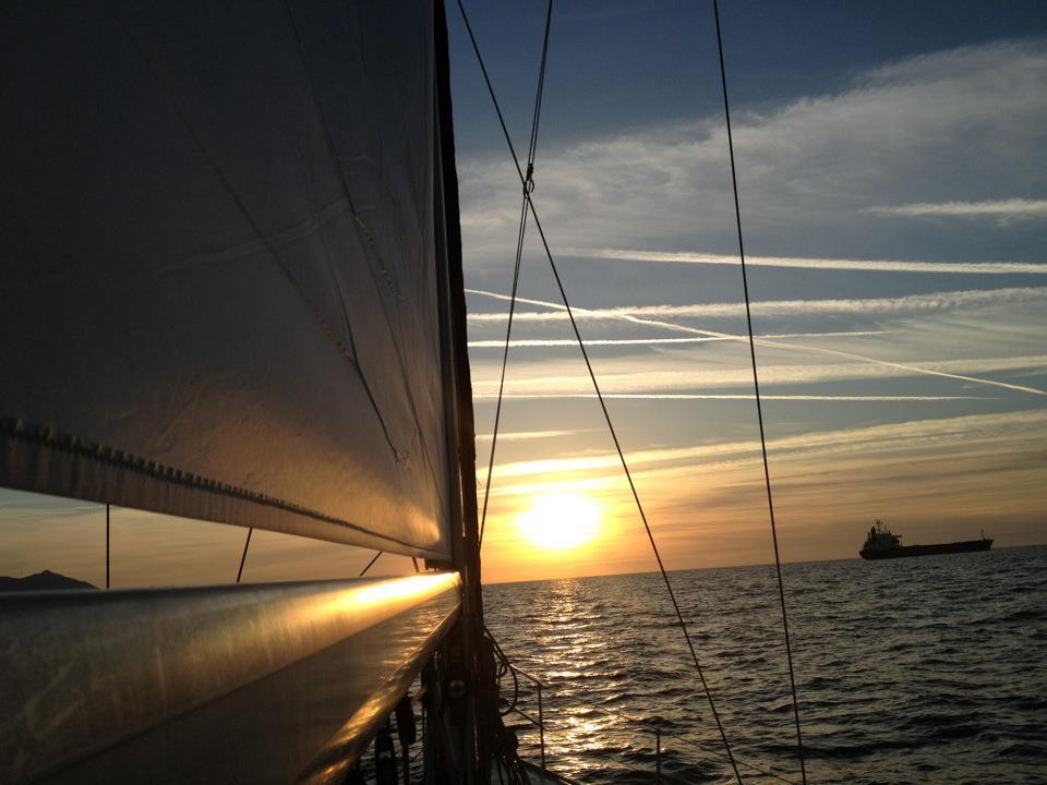 per a bordo